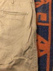 画像5: 40s US.Army  45 Khaki Trousers  W34 L31 (5)