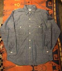 画像2: Big B  Chambray Shirt (2)