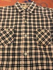 画像2: 50s Print Corduroy Shirt (2)