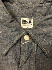 画像1: Big B  Chambray Shirt (1)