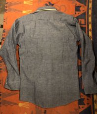 画像4: 70s DEE-CEE  Chambray Shirt  Dead Stock (4)