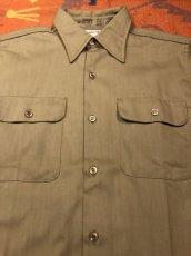 画像3: BIG YANK  Work Shirt  Dead Stock (3)