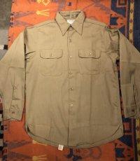 画像1: BIG YANK  Work Shirt  Dead Stock (1)