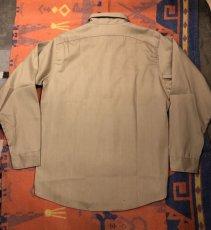 画像7: BIG YANK  Work Shirt  Dead Stock (7)