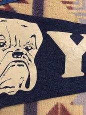 画像2: Vintage YALE Univ.  Pennant (2)