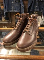 画像1: ~50s Dead Stock  Work Boot  ブラウン (1)