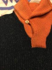 画像2: 30s Two-Tone  Shawl-Collar (2)