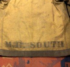 画像9: 5~60s Fireman Coat  Back Stencil (9)