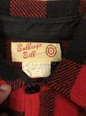 画像3: 40s Wool Shirt  Size 15 (3)