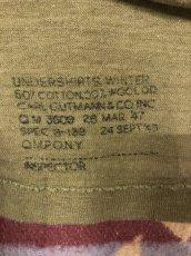 画像4: 40s US.Army  Cotton・Wool  Shirt (4)