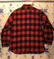 画像5: 40s Wool Shirt  Size 15 (5)