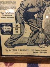 画像4: 1910s  Finck's Overall  Advertising (4)