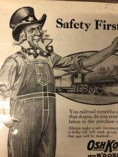 画像3: 1910s  OSH-KOSH  B'GOSH  Advertising (3)