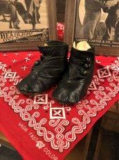 画像1: 1900~10s  Baby First Button Boots (1)