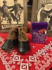 画像6: 1900~10s  Baby First Boots (6)