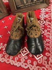 画像2: 1900~10s  Baby First Boots (2)