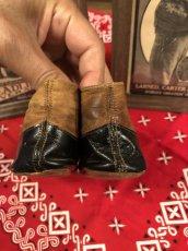 画像5: 1900~10s  Baby First Boots (5)