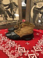 画像3: 1900~10s  Baby First Boots (3)