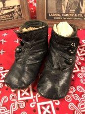 画像2: 1900~10s  Baby First Button Boots (2)