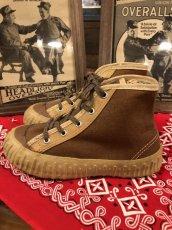 画像2: ~40s  BALL BAND  Kid's Sneaker (2)