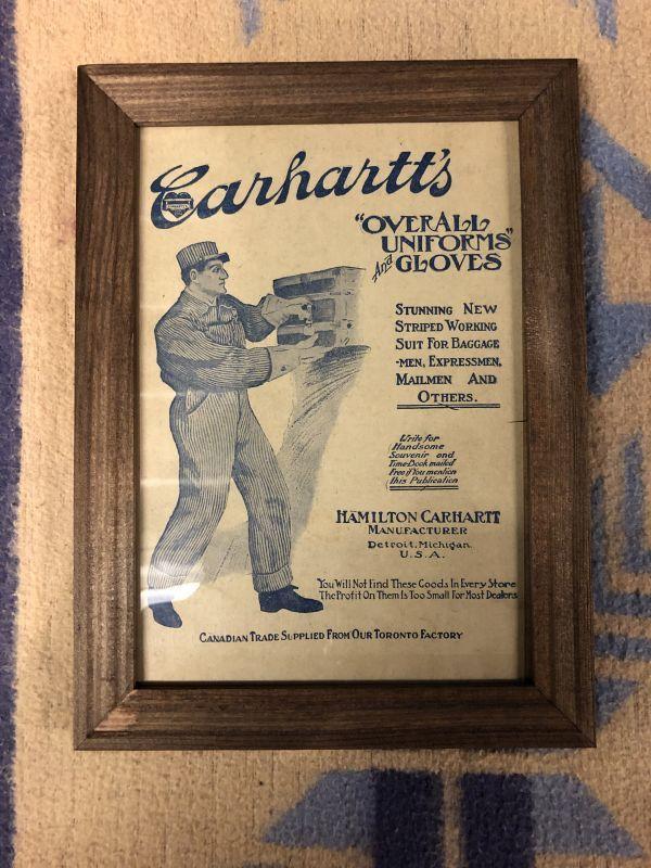 画像1: 1910s  Ccrhartt's  Advertising (1)