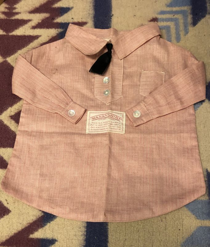 画像1: ~60s  HANKY SHIRT  Advertising (1)