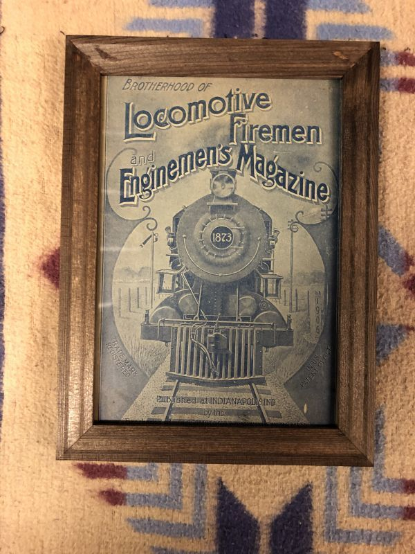 画像1: 1910s  LOCOMOTIVE  Magazine  Advertising (1)