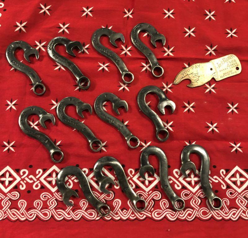 画像1: コンビネーションスパナ Key Hook (1)